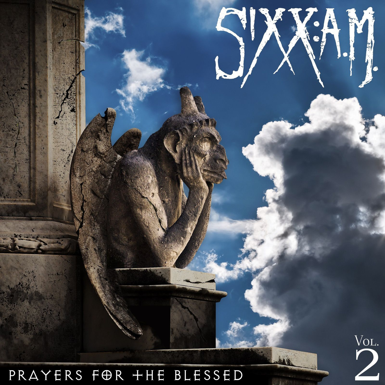 CD review SIXX:A.M. &quot&#x3B;Vol.2, Prayers For The Blessed&quot&#x3B;