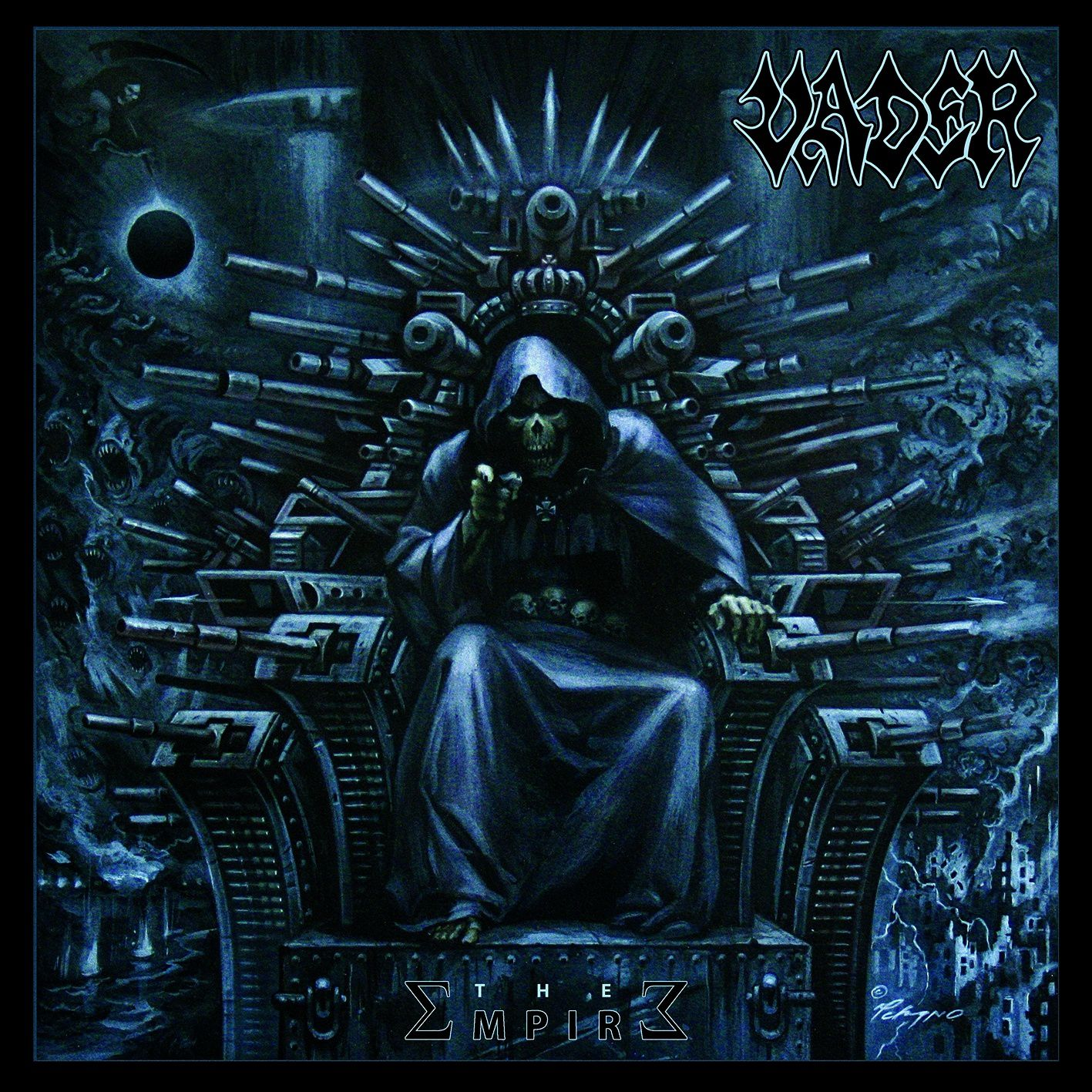 CD review VADER &quot&#x3B;The Empire&quot&#x3B;