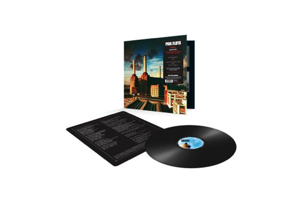 LP review PINK FLOYD &quot&#x3B;Animals&quot&#x3B; - re-issue