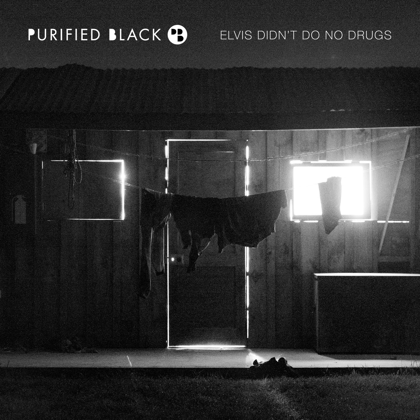 CD review PURIFIED BLACK &quot&#x3B;Elvis Didn't Do No Drugs&quot&#x3B;