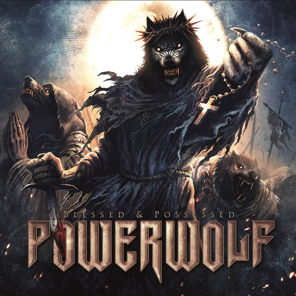POWERWOLF tour dates for 2017
