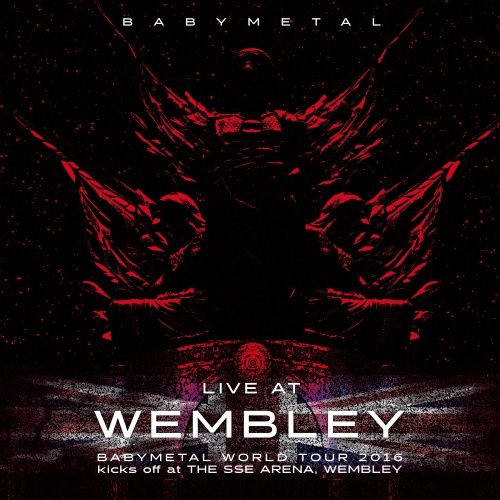 CD review BABYMETAL &quot&#x3B;LIve at Wembley&quot&#x3B;