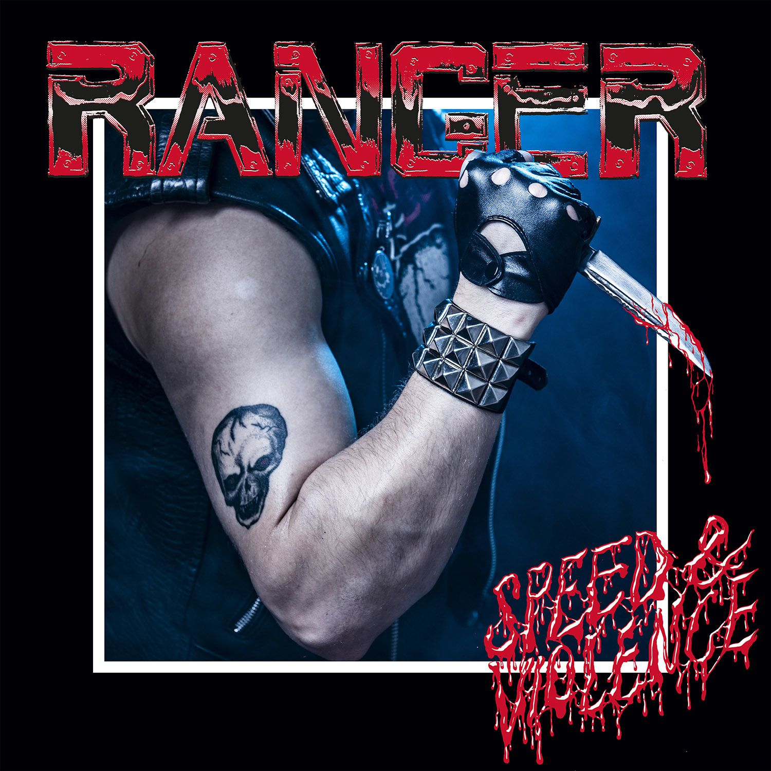 CD review RANGER &quot&#x3B;Speed &amp&#x3B; Violence&quot&#x3B;