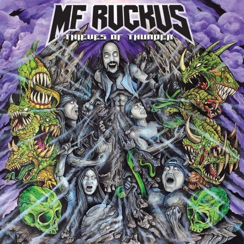 CD review MF RUCKUS &quot&#x3B;Thieves of Thunder&quot&#x3B;