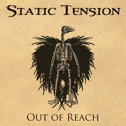 CD review STATIC TENSION &quot&#x3B;Out of Reach&quot&#x3B;
