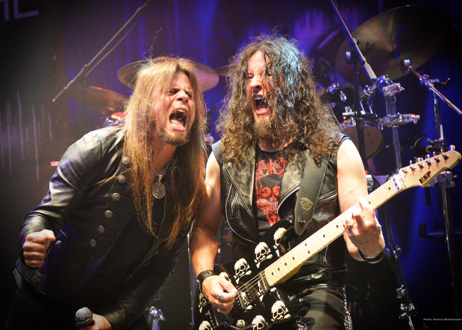 Queensryche, Zoetermeer, August 2016