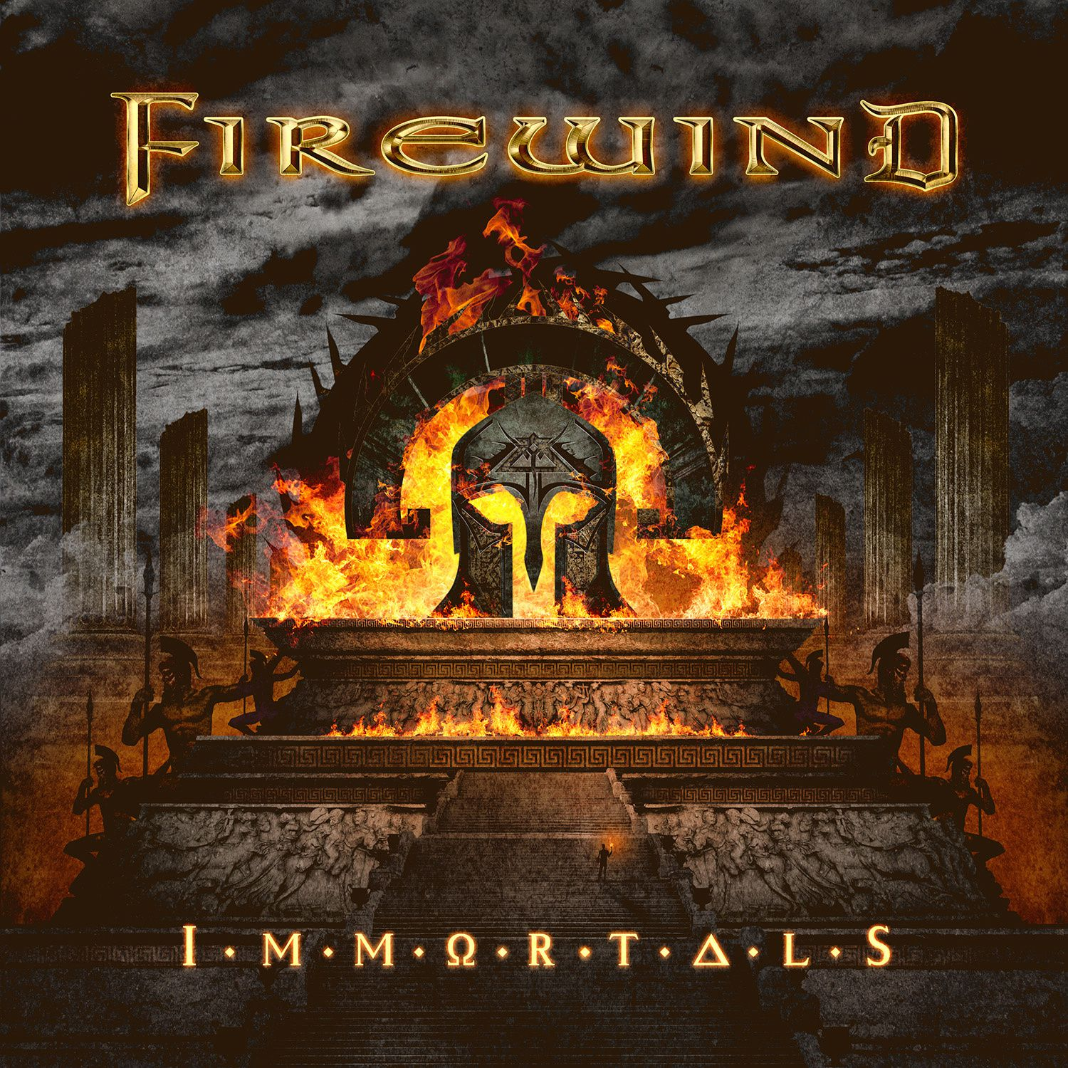 CD review FIREWIND &quot&#x3B;Immortals&quot&#x3B;