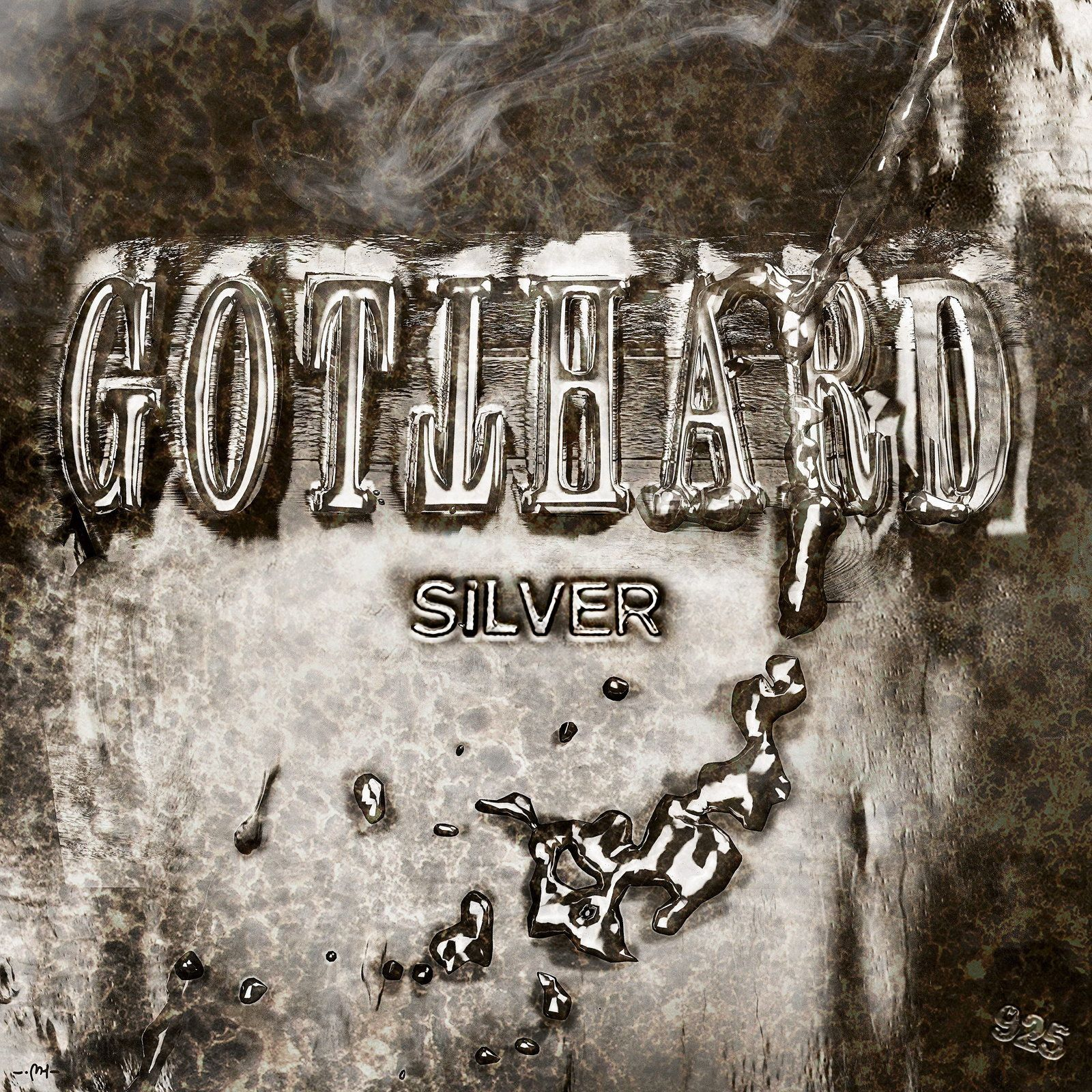 CD review GOTTHARD &quot&#x3B;Silver&quot&#x3B;