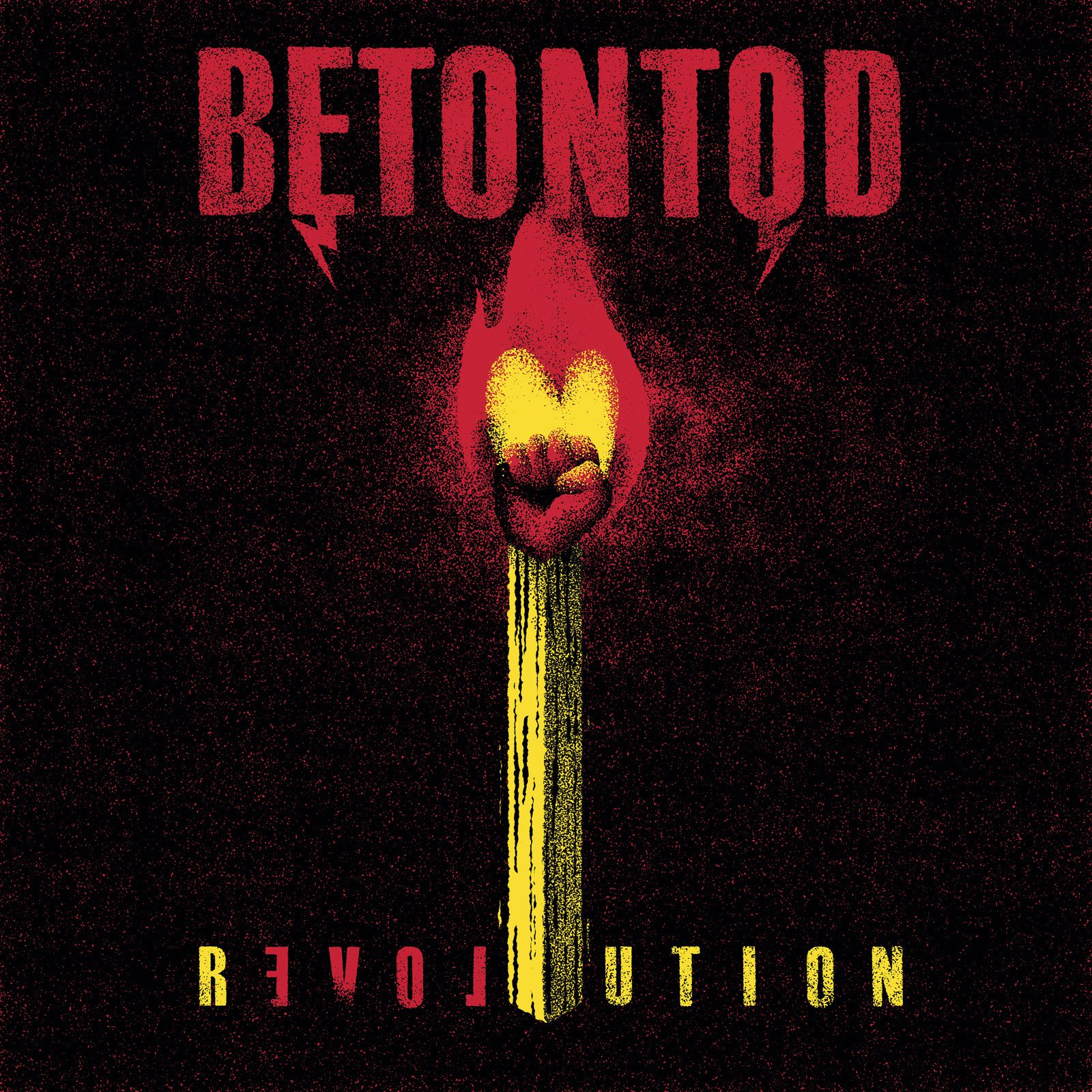 CD review BETONTOD&quot&#x3B; Revolution&quot&#x3B;