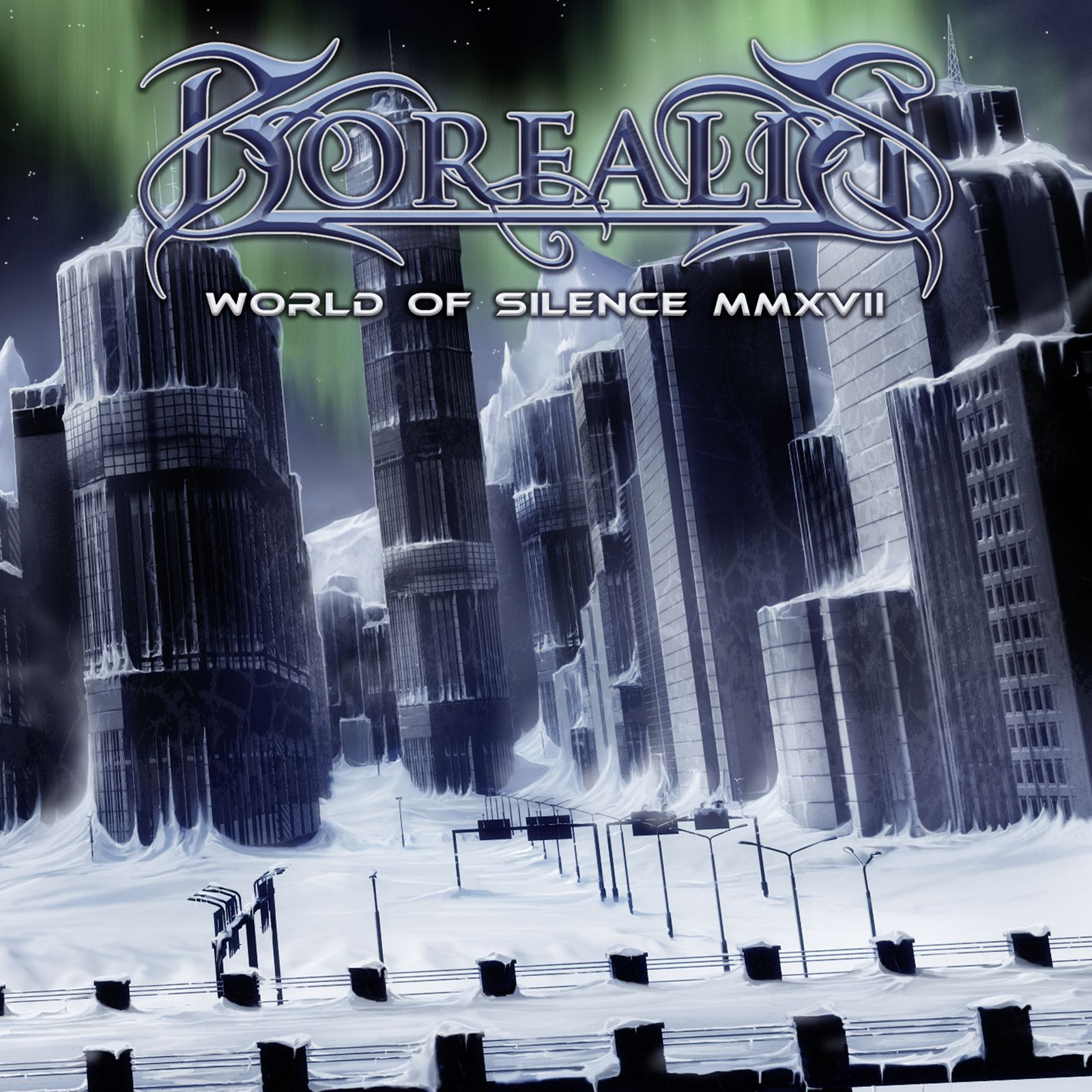 CD review BOREALIS &quot&#x3B;World of Silence MMXVII&quot&#x3B;