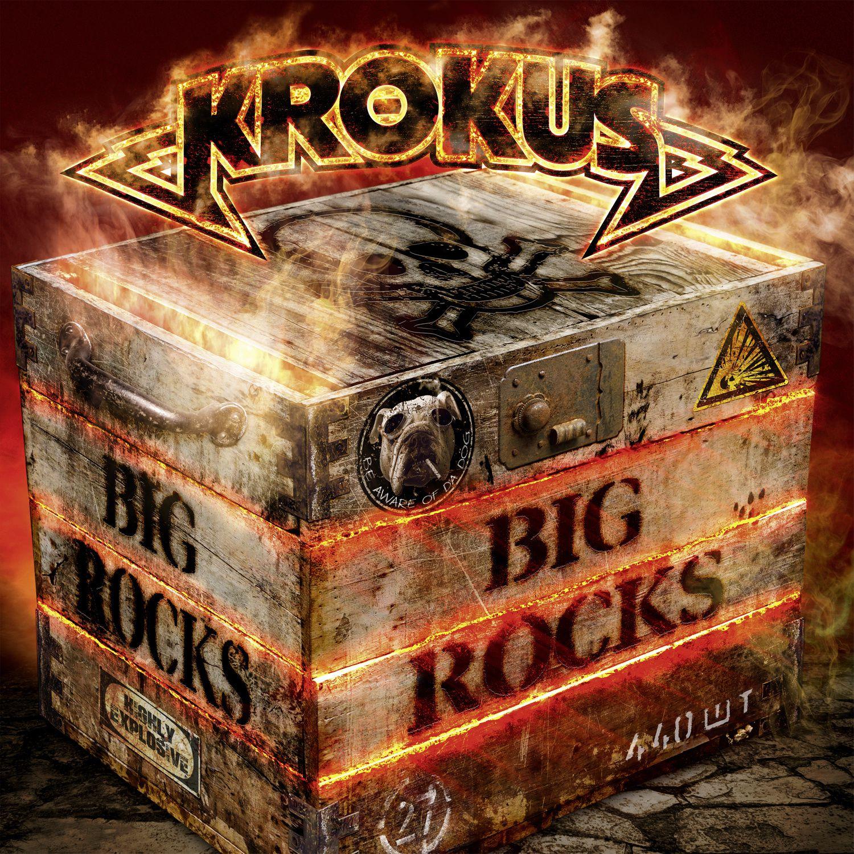 CD review KROKUS &quot&#x3B;Big Rocks&quot&#x3B;