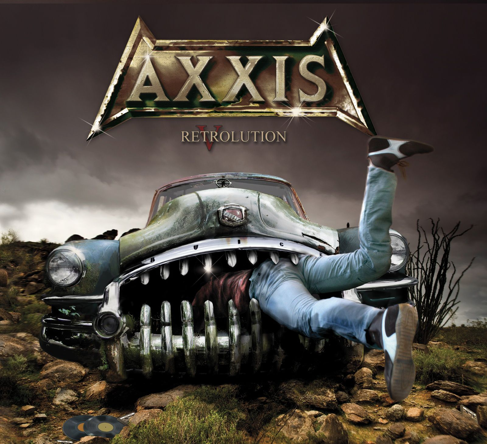 CD review AXXIS &quot&#x3B;Retrolution&quot&#x3B;