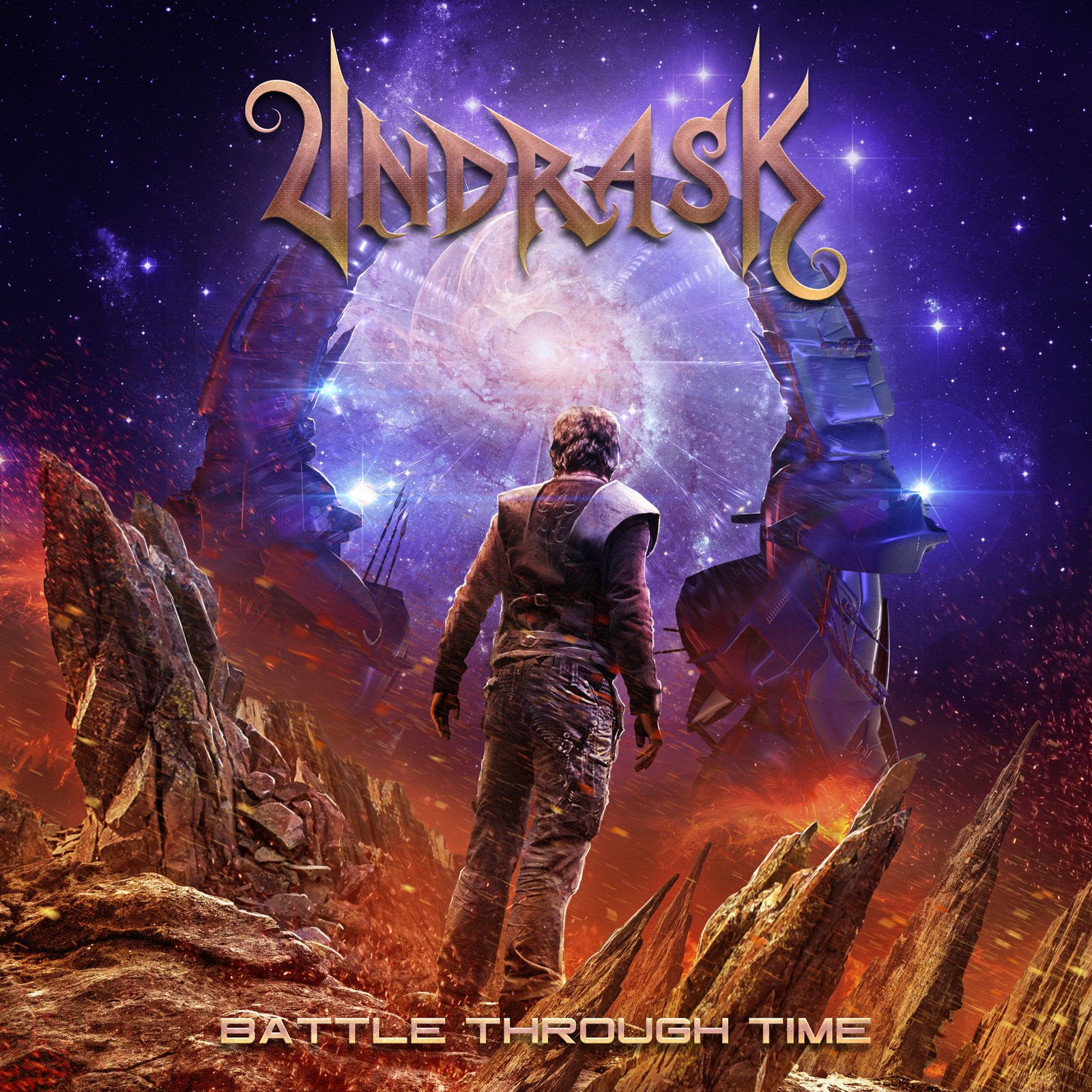 CD review UNDRASK &quot&#x3B;Battle Through Time&quot&#x3B;
