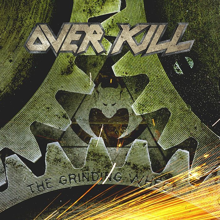 CD review OVERKILL &quot&#x3B;The Grinding Wheel&quot&#x3B;