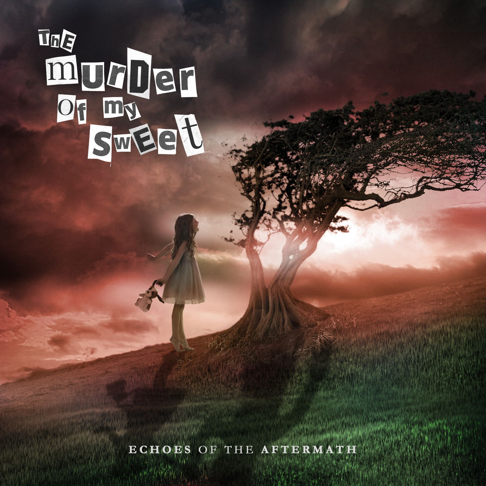 CD review THE MURDER OF MY SWEET &quot&#x3B;Echoes of the Aftermath&quot&#x3B;
