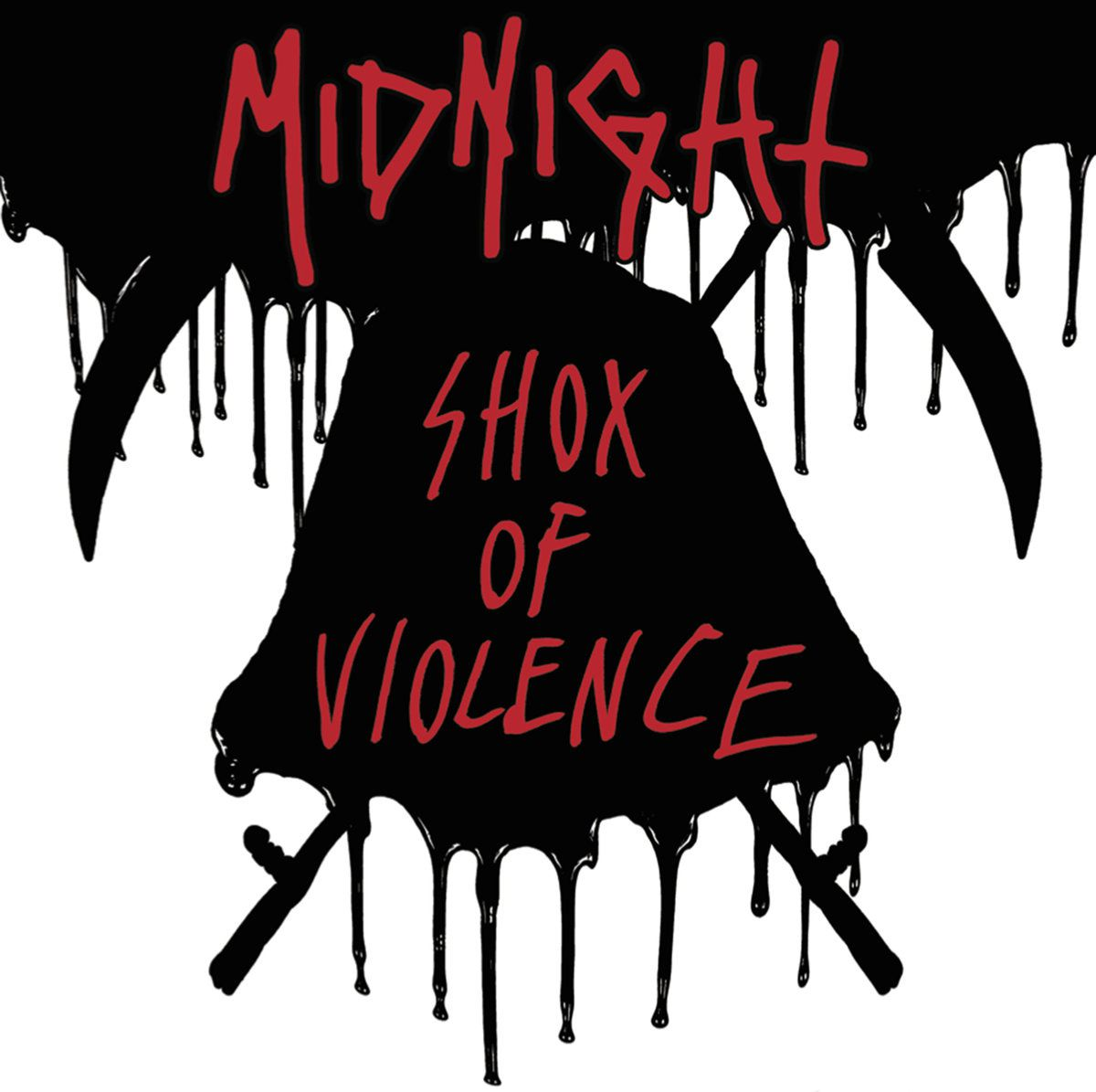 CD review MIDNIGHT &quot&#x3B;Shox of Violence&quot&#x3B;