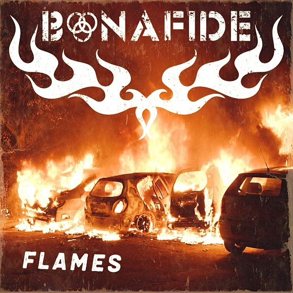 "CD review BONAFIDE ""Flames"""