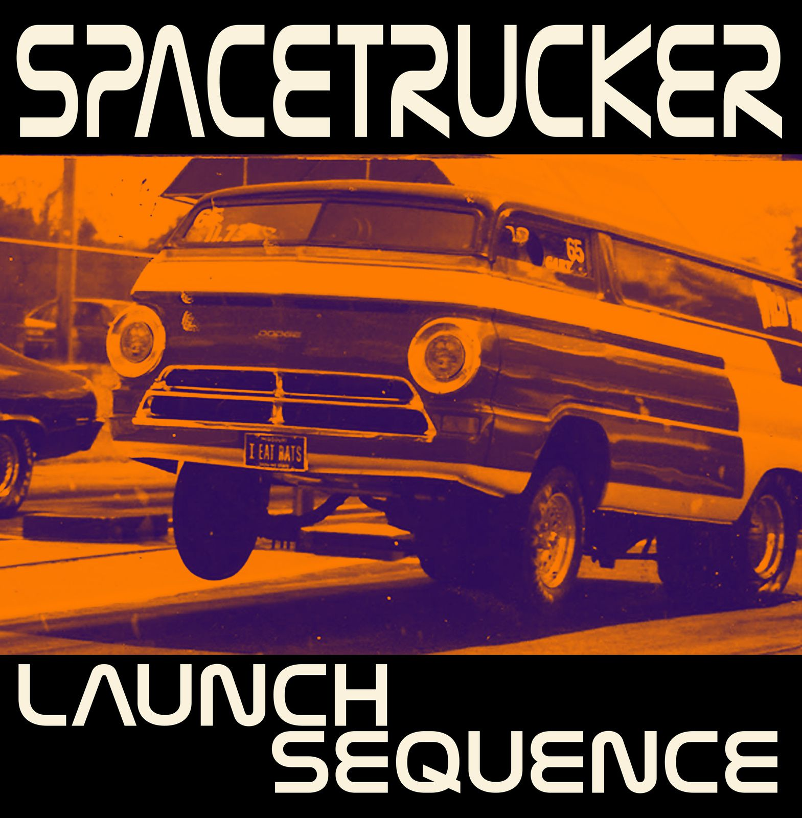 CD review SPACETRUCKER &quot&#x3B;Launch Sequence&quot&#x3B;