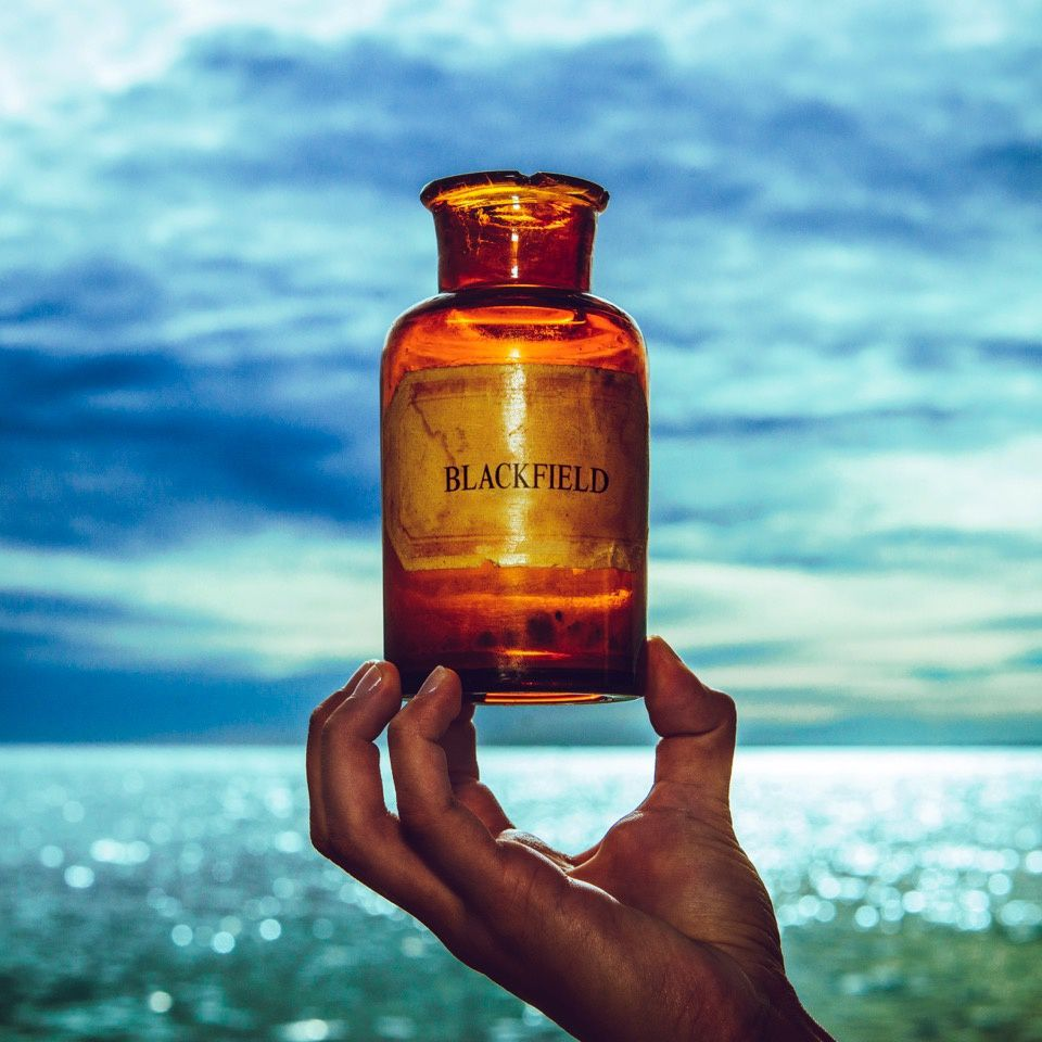 CD review BLACKFIELD &quot&#x3B;V&quot&#x3B;
