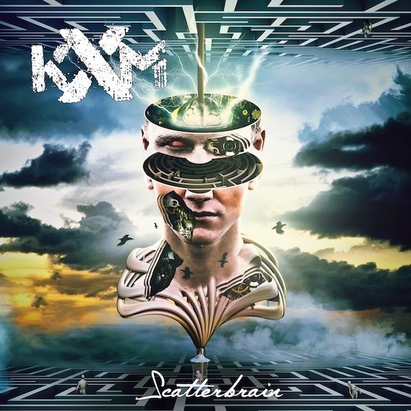 CD review KXM &quot&#x3B;Scatterbrain&quot&#x3B;