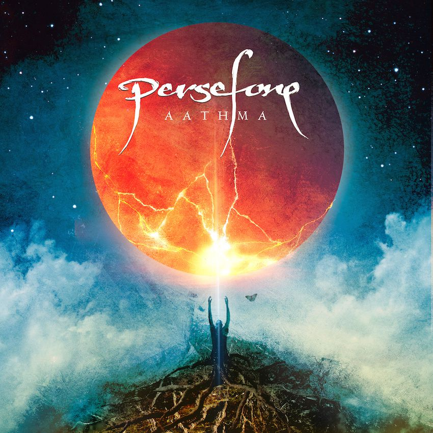 CD review PERSEFONE &quot&#x3B;Aathma&quot&#x3B;