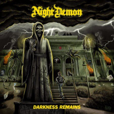 New NIGHT DEMON longplayer in April
