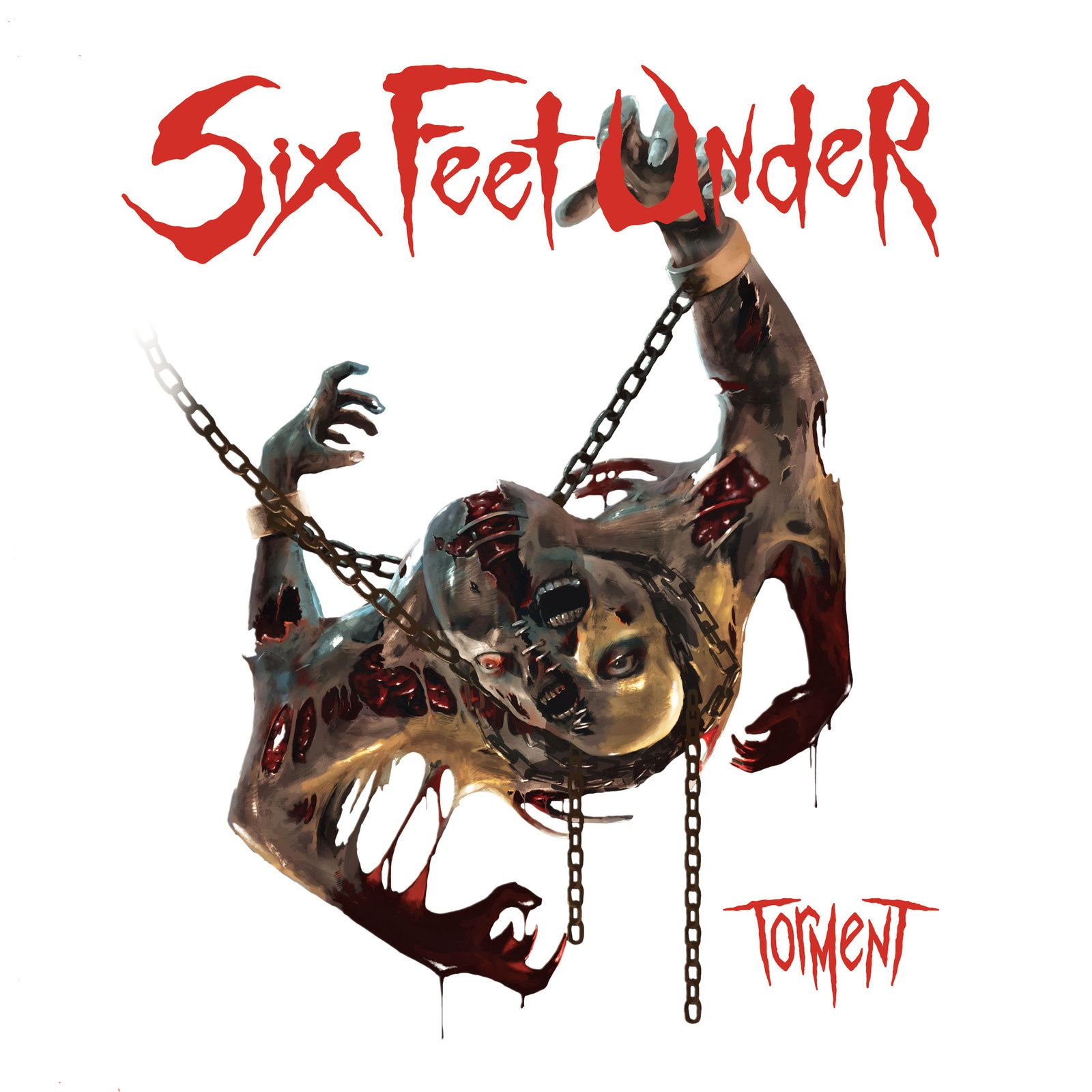 CD review SIX FEET UNDER &quot&#x3B;Torment&quot&#x3B;