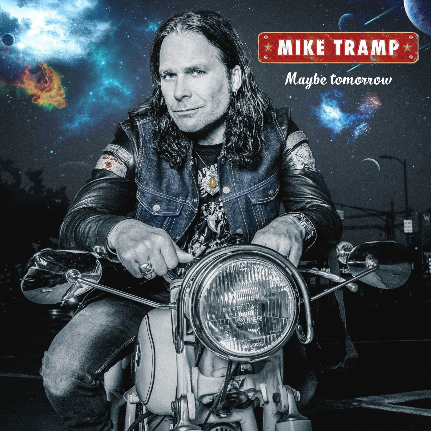 CD review MIKE TRAMP &quot&#x3B;Maybe Tomorrow&quot&#x3B;