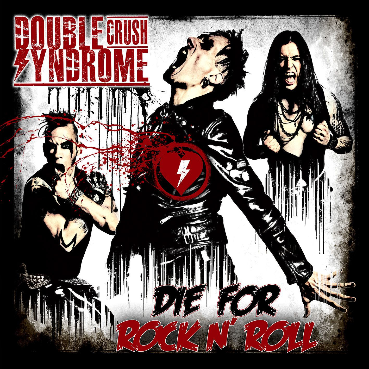CD review DOUBLE CRUSH SYNDROME &quot&#x3B;Die For Rock'n'Roll&quot&#x3B;