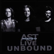 CD review ALEX SKOLNICK TRIO &quot&#x3B;Live Unbound&quot&#x3B;