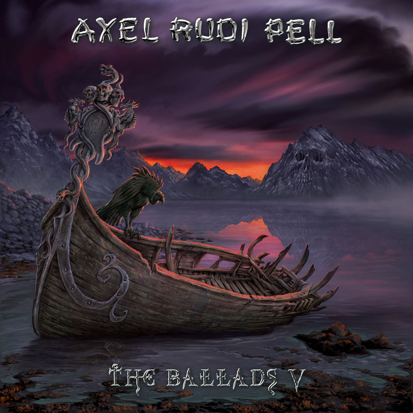 CD review AXEL RUDI PELL &quot&#x3B;The Ballads V&quot&#x3B;