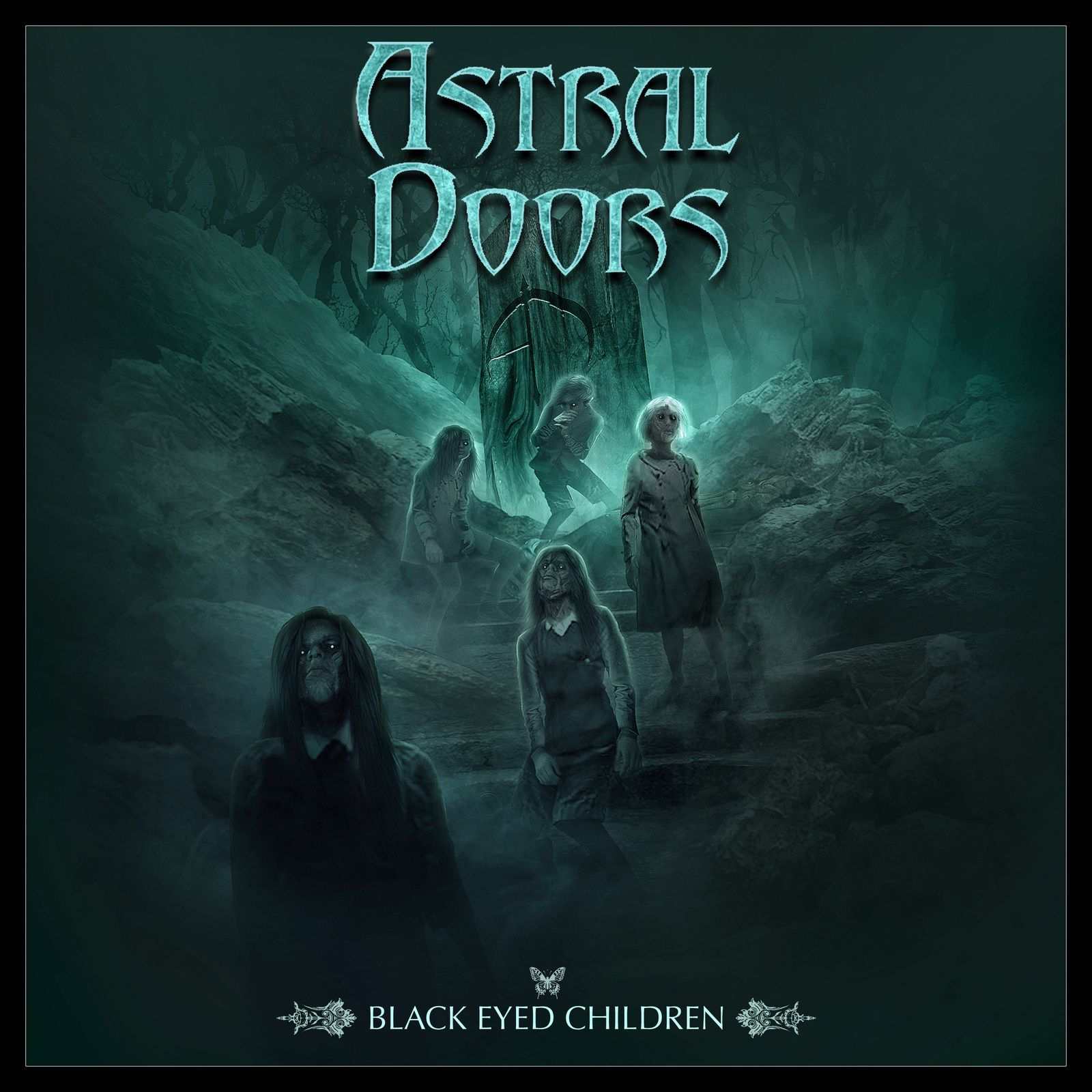 CD review ASTRAL DOORS &quot&#x3B;Black Eyed Children&quot&#x3B;