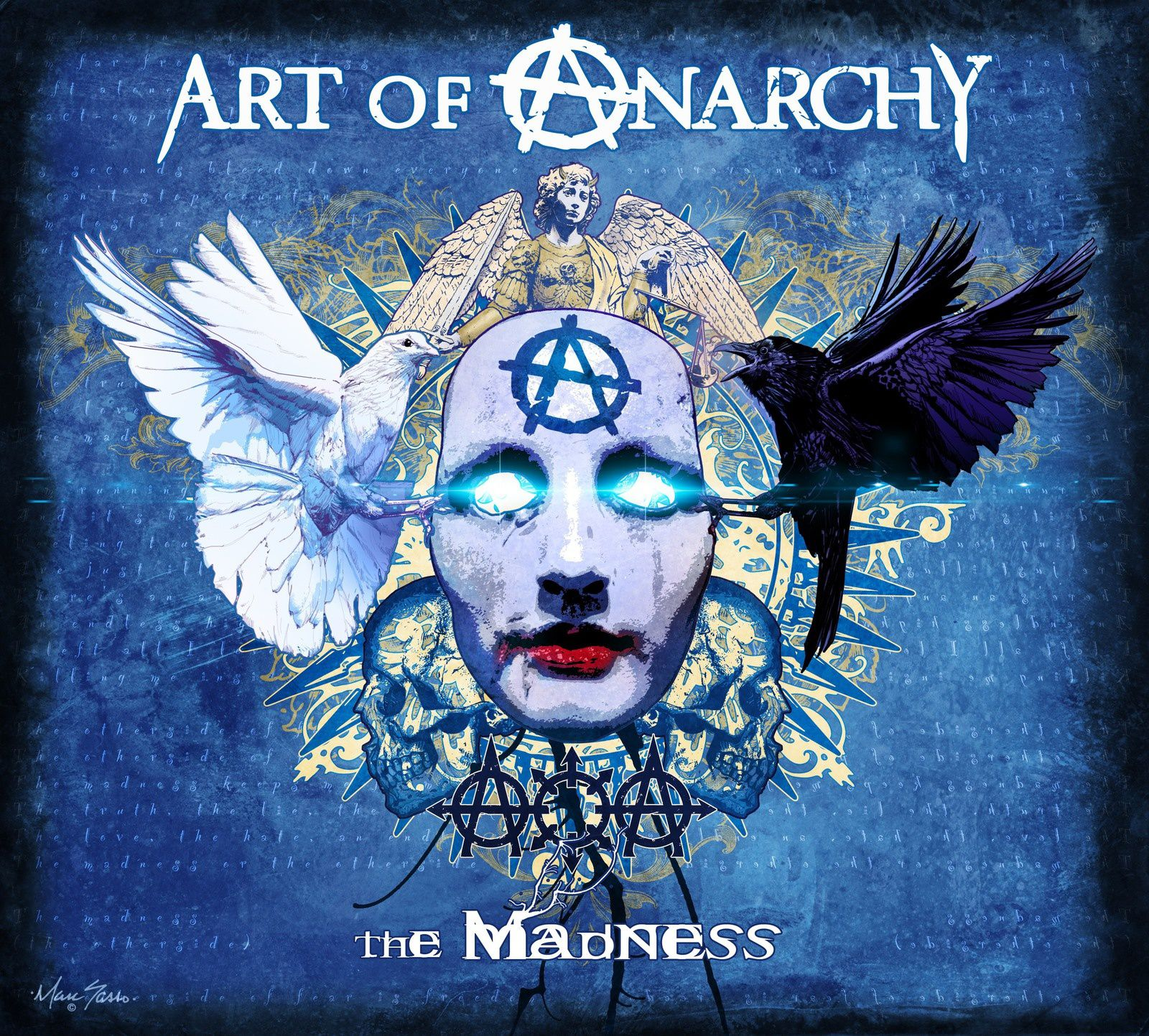 CD review ART OF ANARCHY &quot&#x3B;The Madness&quot&#x3B;
