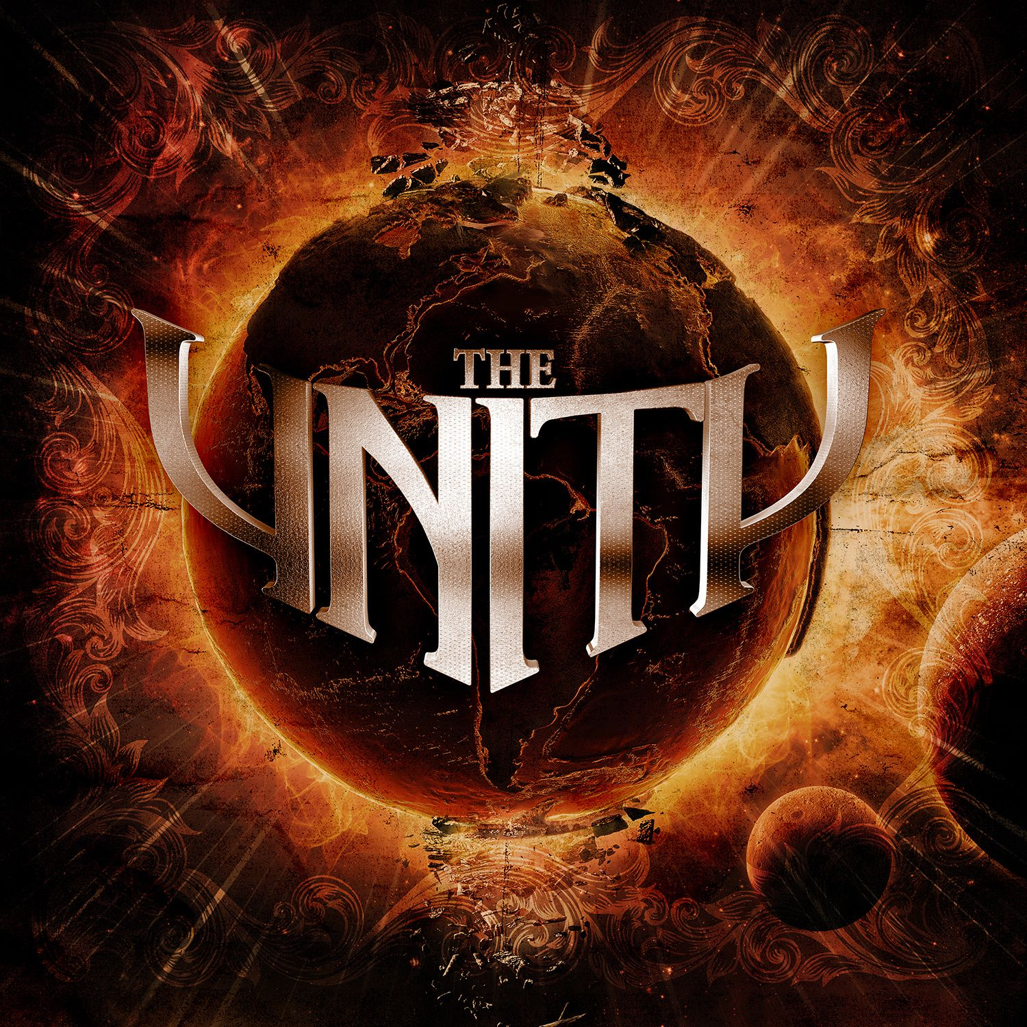 CD review THE UNITY &quot&#x3B;The Unity&quot&#x3B;