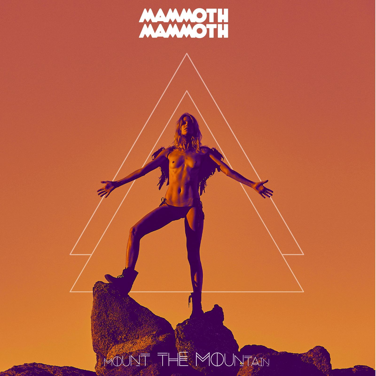 CD review MAMMOTH MAMMOTH &quot&#x3B;Mount the Mountain&quot&#x3B;