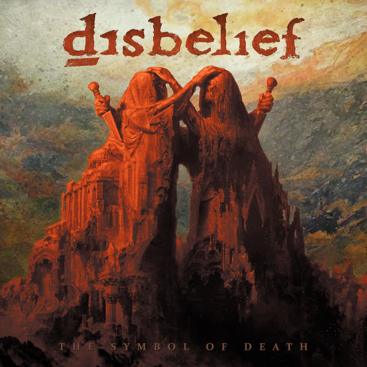 CD review DISBELIEF &quot&#x3B;The Symbol of Death&quot&#x3B;