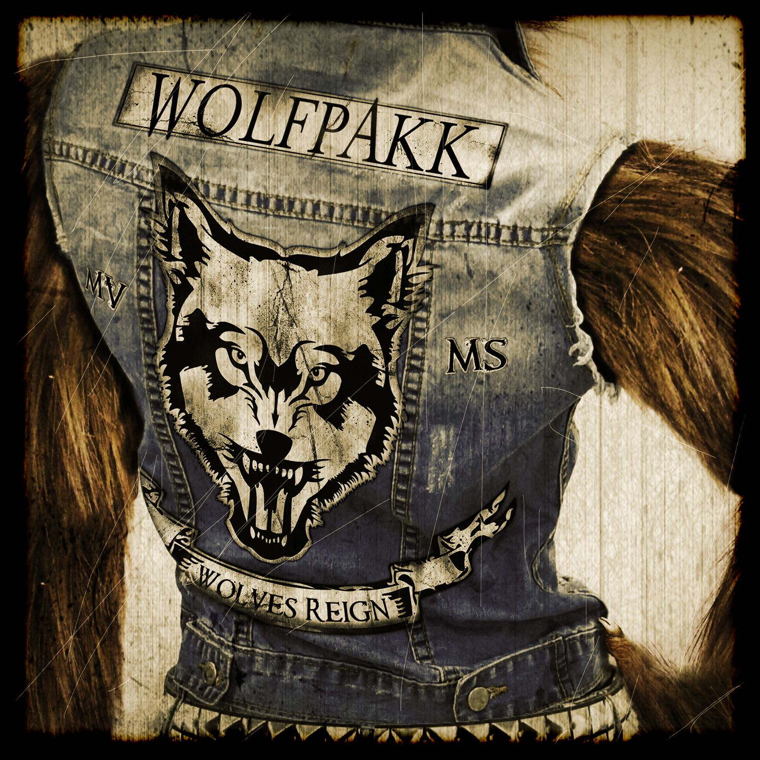 CD review WOLFPAKK &quot&#x3B;Wolves Reign&quot&#x3B;