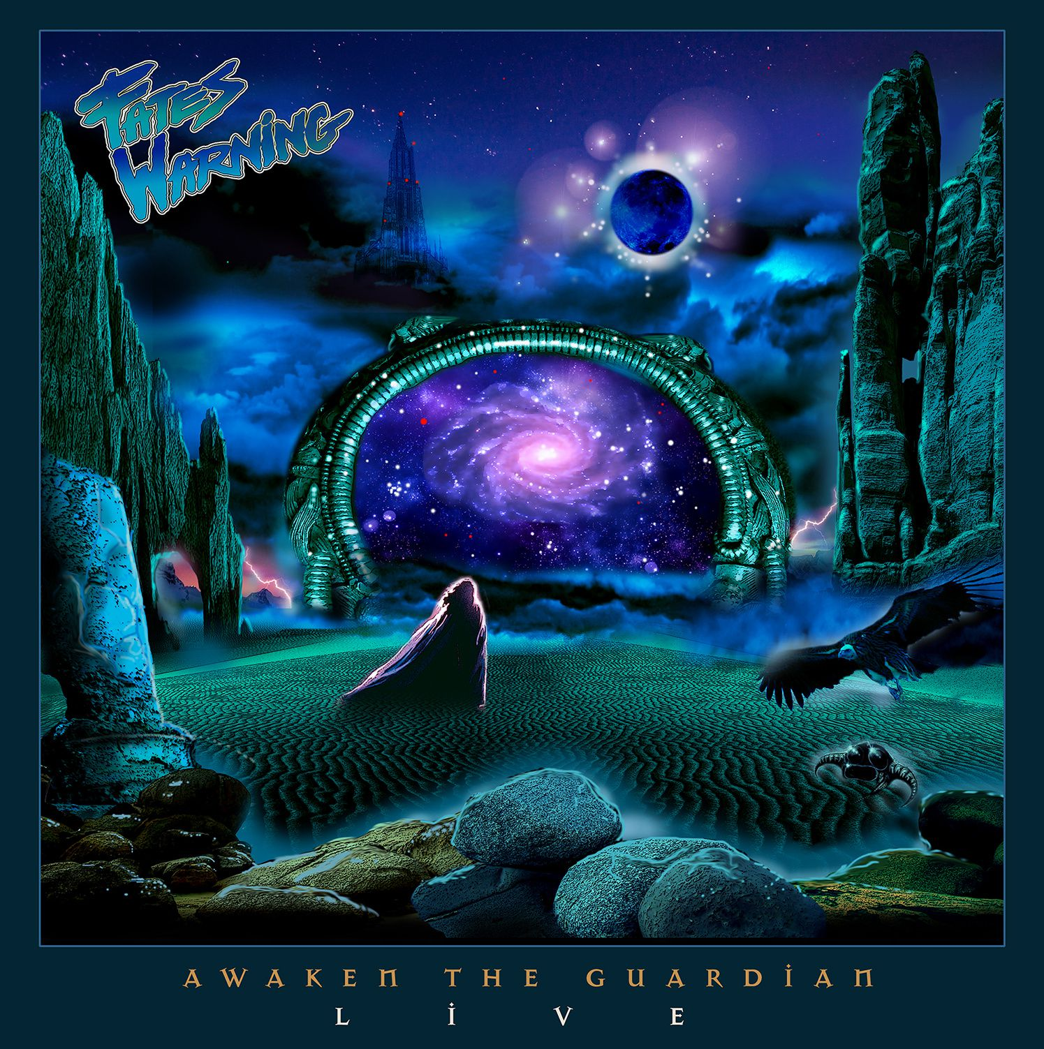 DVD review FATES WARNING &quot&#x3B;Awaken of the Guardian&quot&#x3B;
