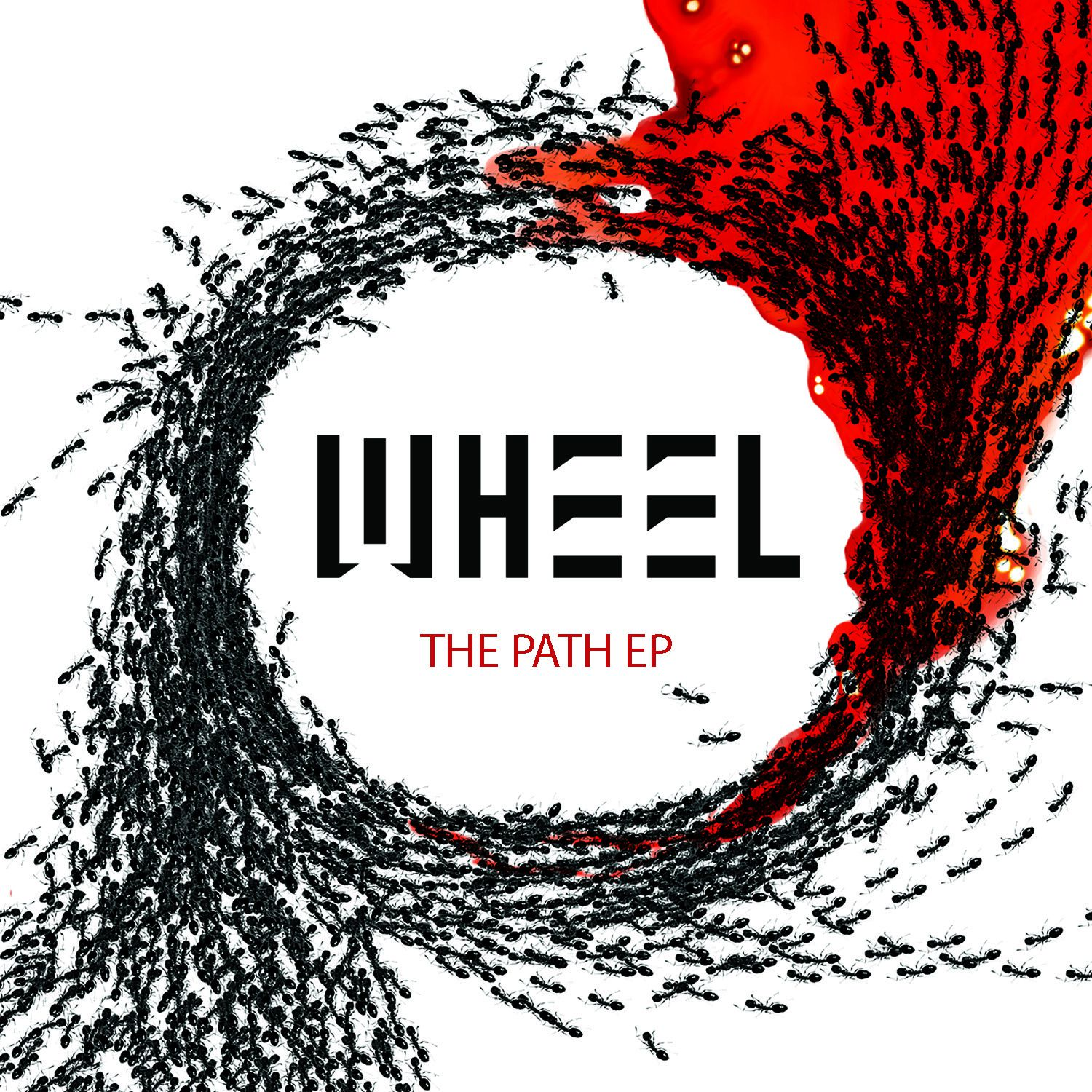 CD review WHEEL &quot&#x3B;The Path&quot&#x3B; EP