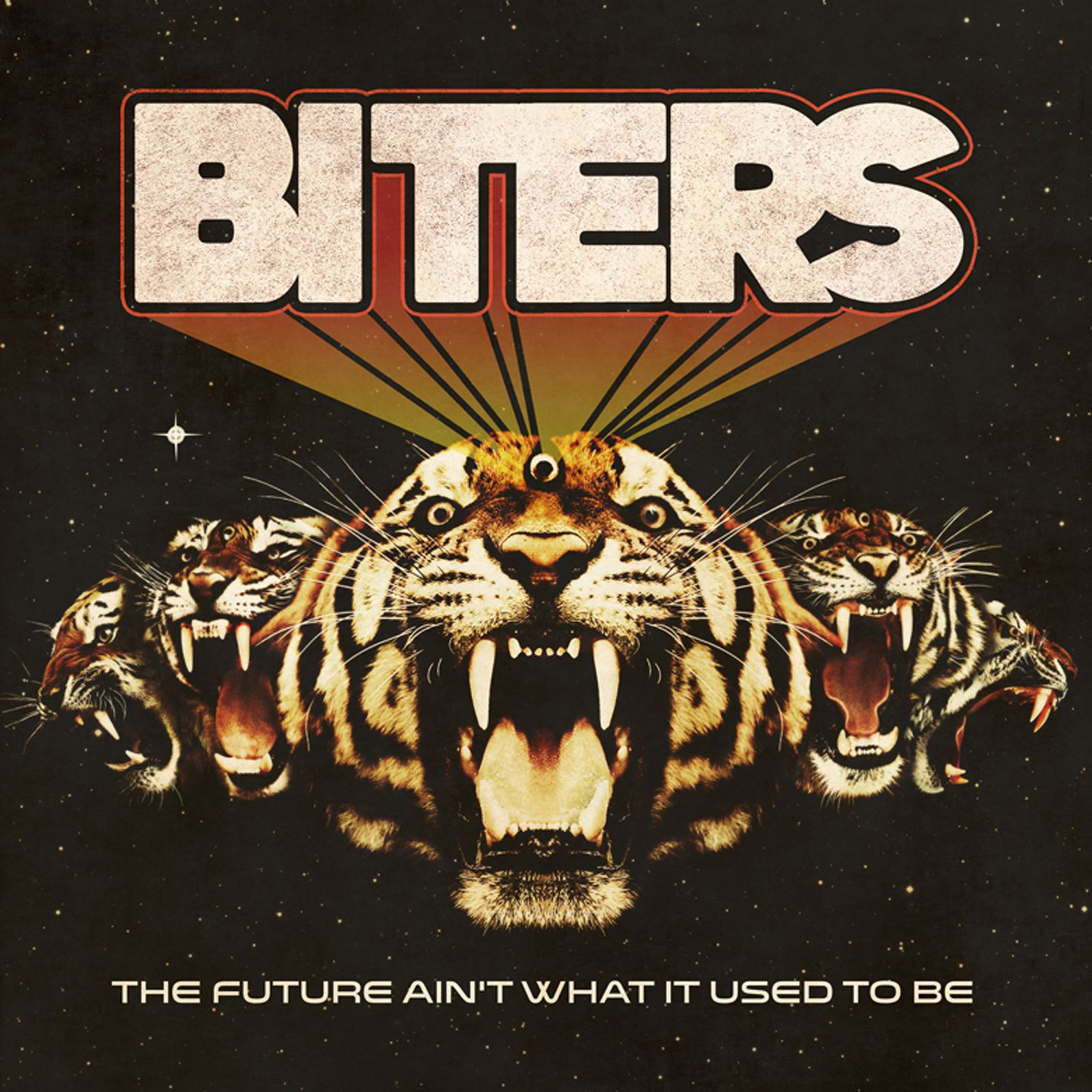 CD review BITERS &quot&#x3B;The Future Ain't What It Used to Be&quot&#x3B;