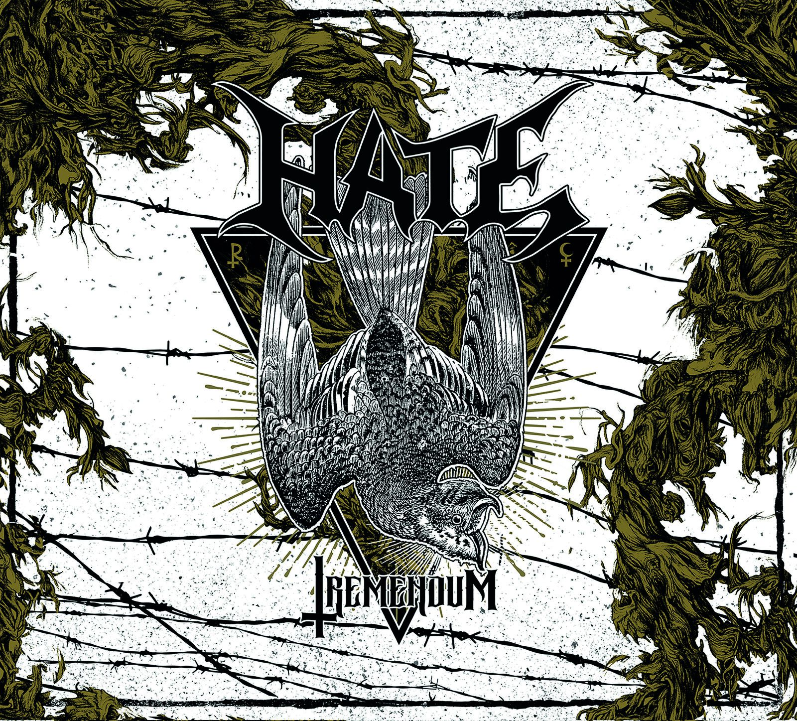 CD review HATE &quot&#x3B;Tremendum&quot&#x3B;