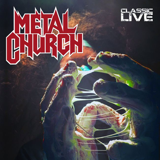 CD review METAL CHURCH &quot&#x3B;Classic Live&quot&#x3B;