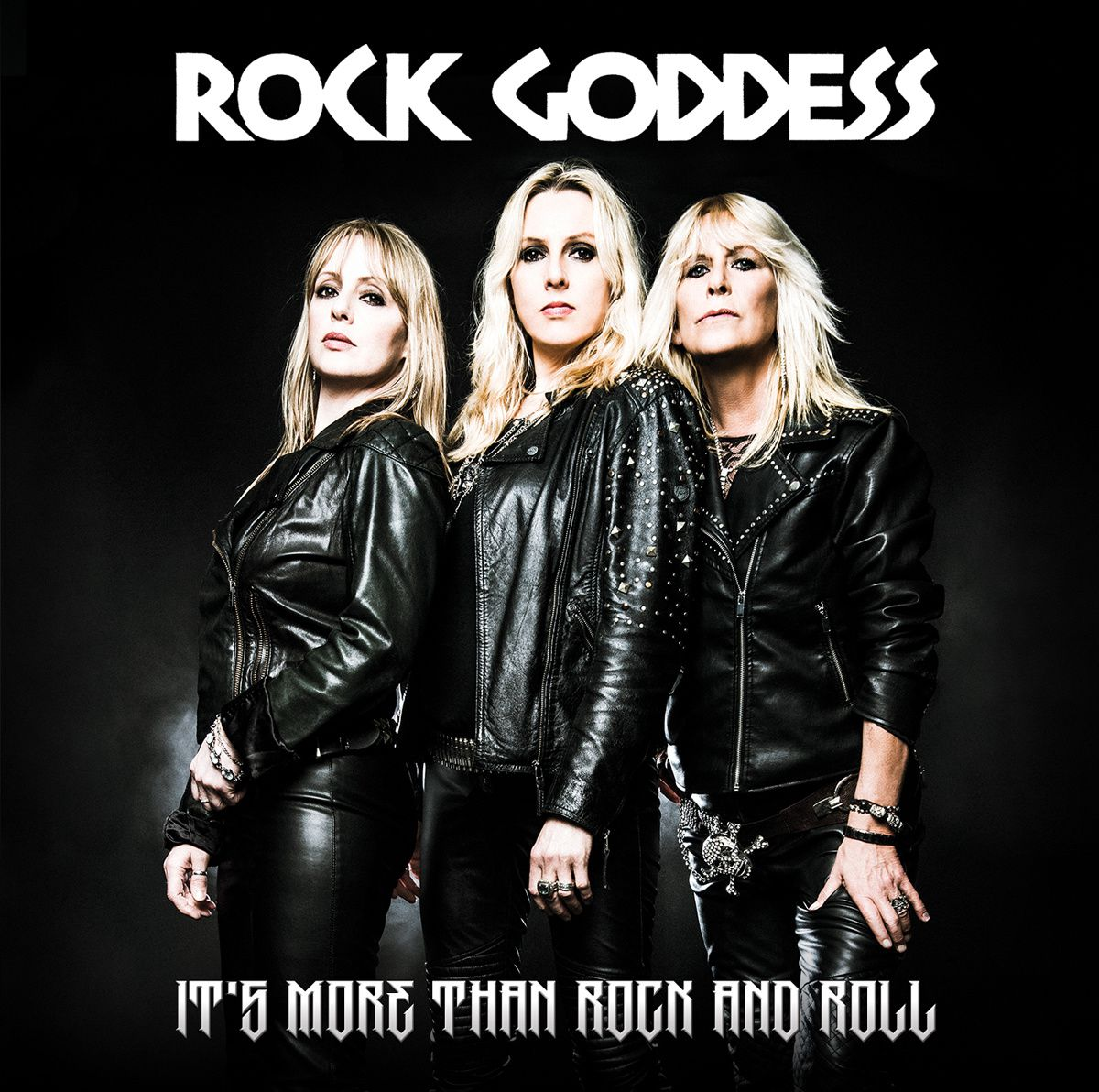CD review ROCK GODDESS &quot&#x3B;It's More Than Rock'n'Roll&quot&#x3B;