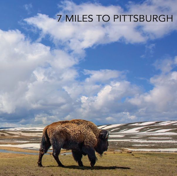 CD review 7 MILES TO PITTSBURGH &quot&#x3B;Seven Miles to Pittsburgh&quot&#x3B;