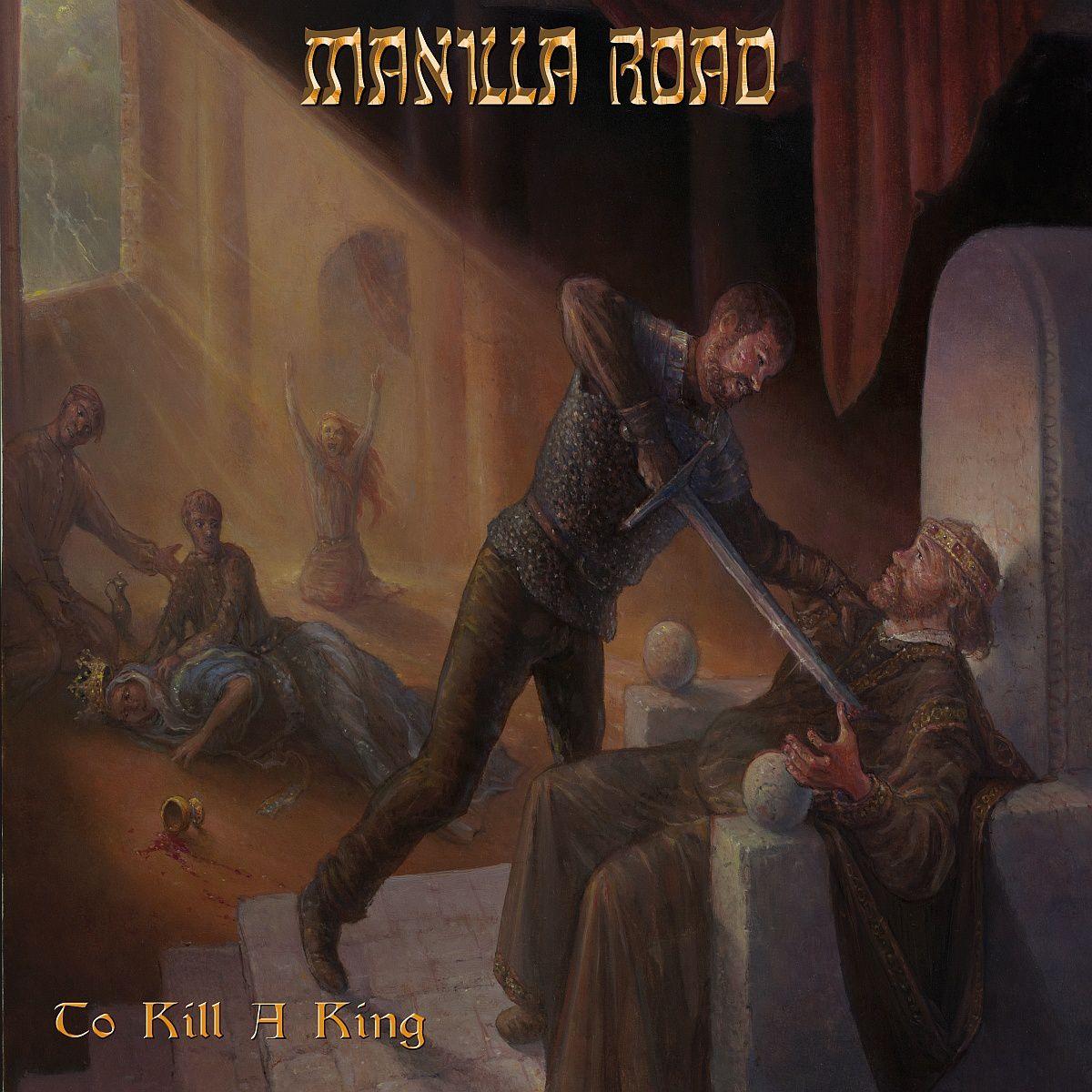MANILLA ROAD announces a new album