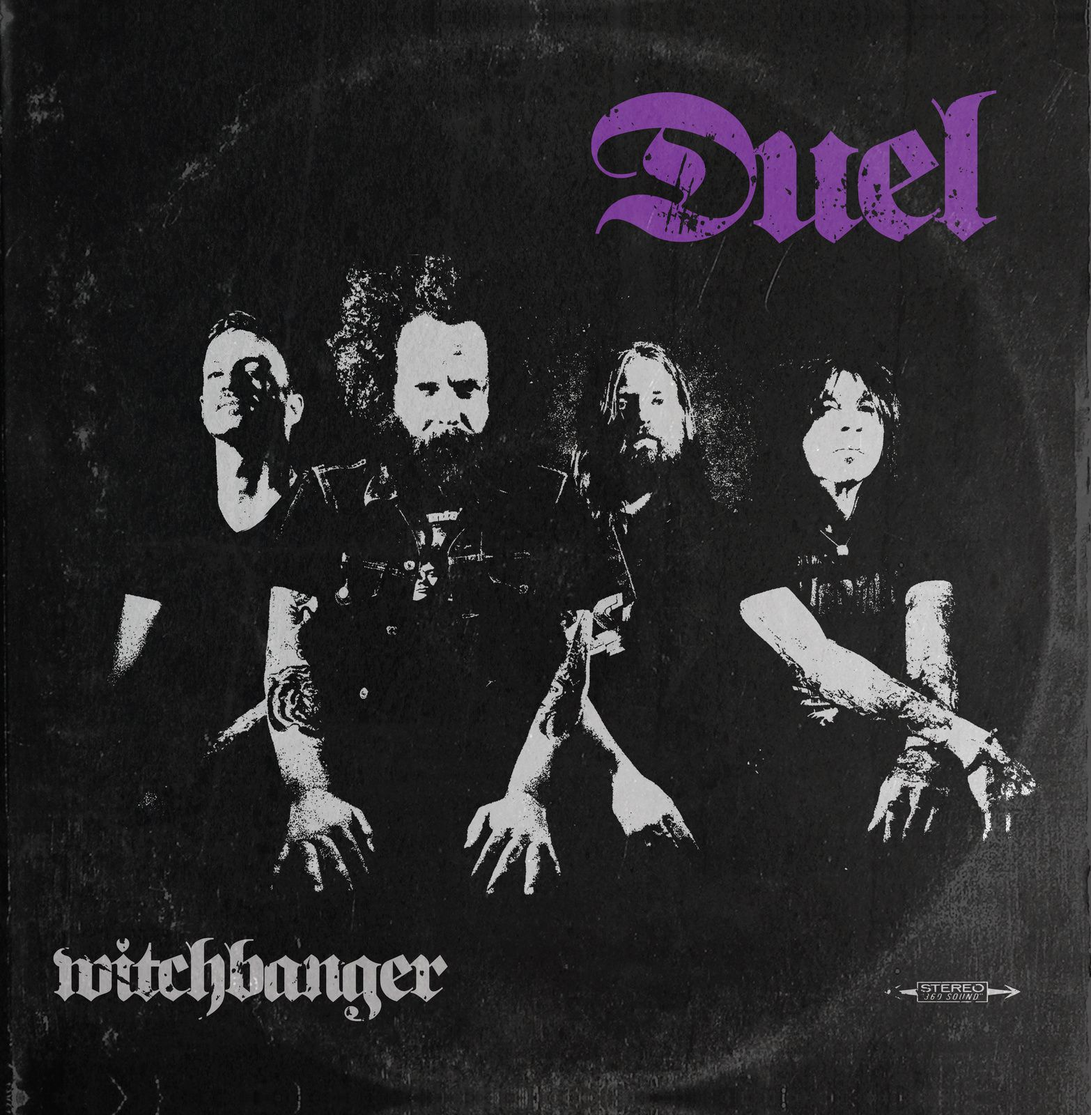 CD review DUEL &quot&#x3B;Witchbanger&quot&#x3B;