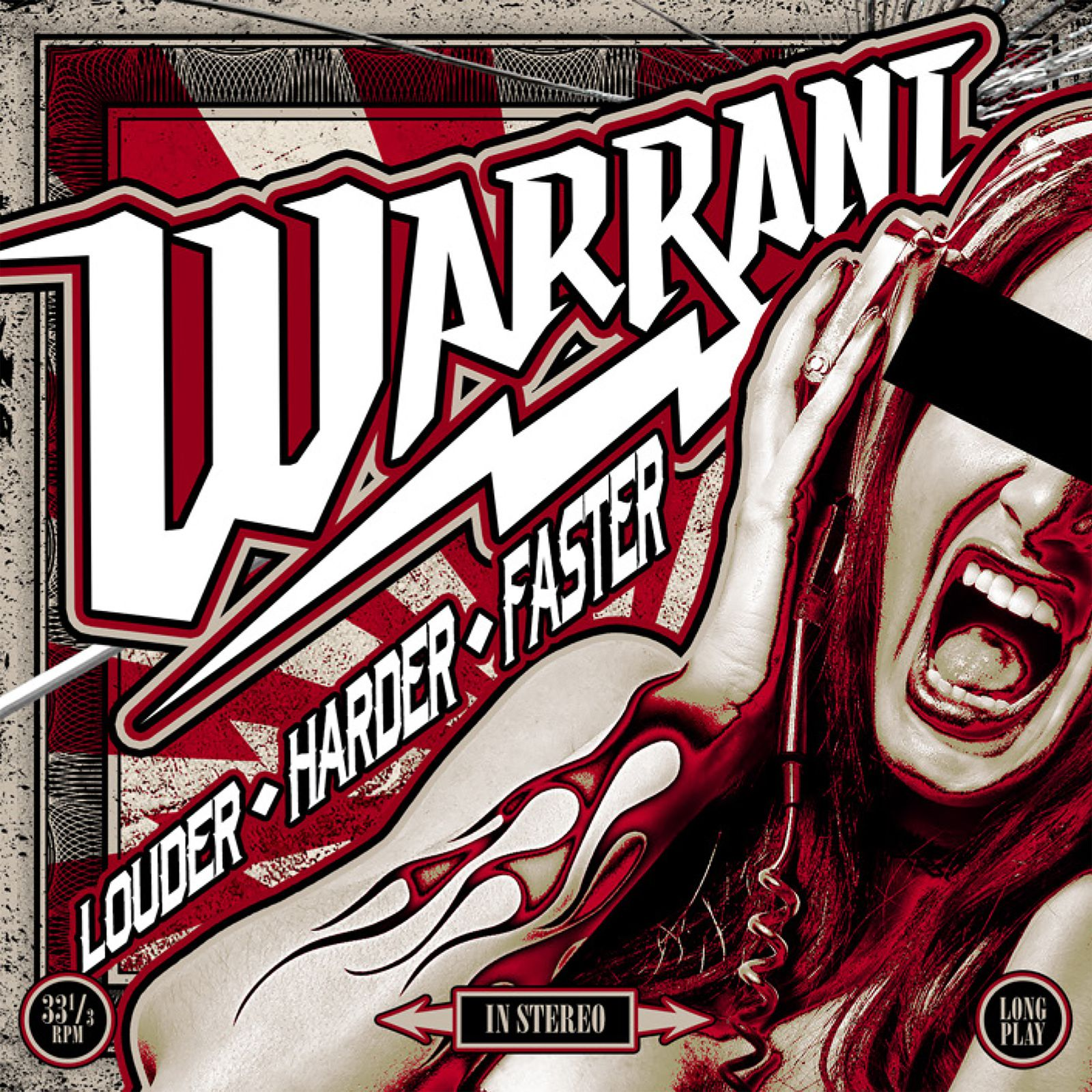 cd review warrant quotlouder harder faster quot markus heavy