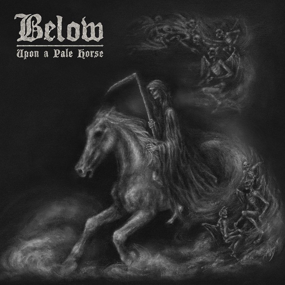 CD review BELOW &quot&#x3B;Upon a Pale Horse&quot&#x3B;