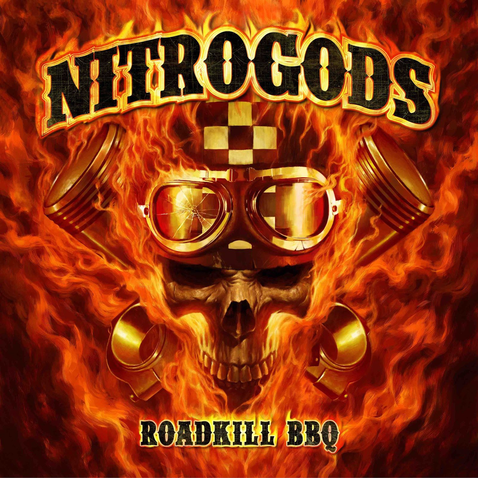 CD review NITROGODS &quot&#x3B;Roadkill BBQ&quot&#x3B;