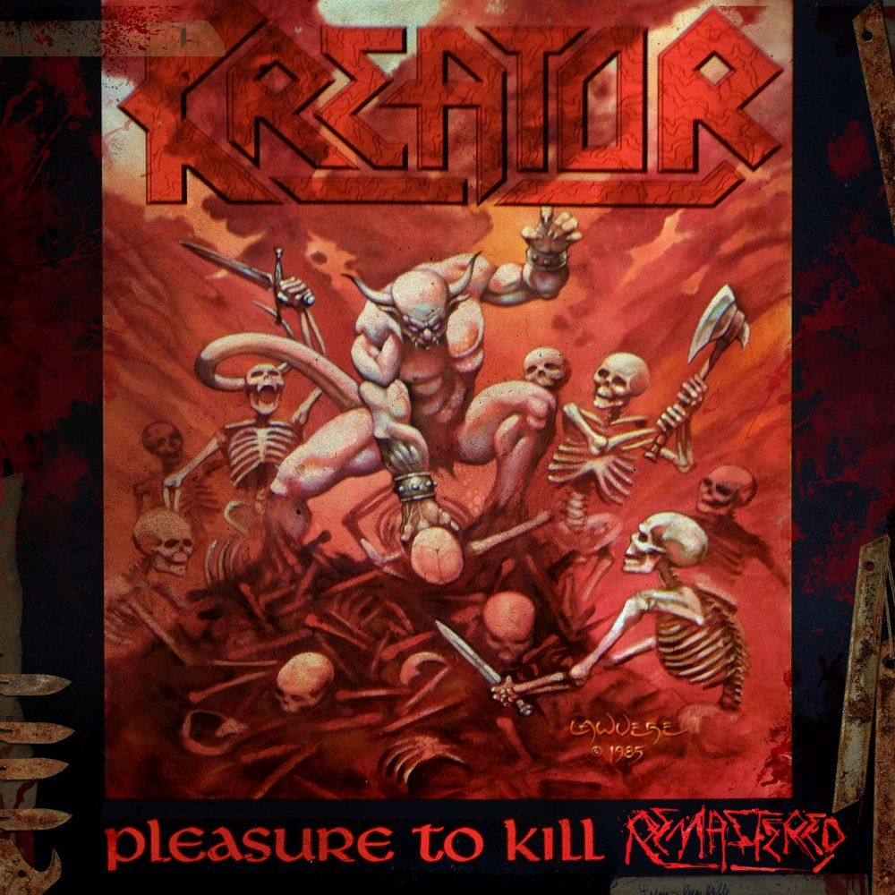 Kreator - Terrible Certainty (album review ) | Sputnikmusic
